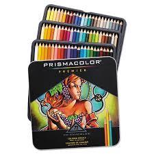 prismacolor pencils prismacolor colored pencil set 72 pieces walmart