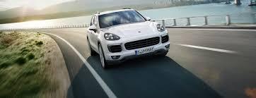 Porsche Cayenne Lifted - porsche cayenne e hybrid models porsche usa