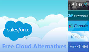 salesforce free cloud alternatives 5 best cloud services