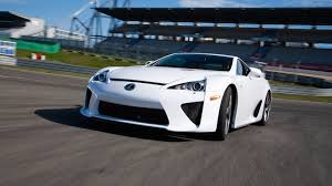 lexus lfa crash lexus expands takata airbag recall lfa and is models added