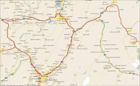 Driving Maps La Tania Transfers Ski Transfers To La Tania U0026 The Three Valleys