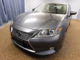 lexus es 350 factory warranty 2013 used lexus es 350 4dr sedan at north coast auto mall serving