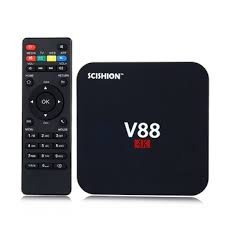 android media box scishion v88 rk3229 4k android 5 1 kodi 1g 8g wifi lan dolby dts