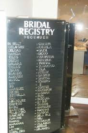 bridal registry company international direct dialing bridal registry print ad by ace