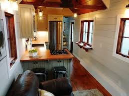 Tiny House Interiors by Spacious Farmhouse Style Luxury Tiny Home Idesignarch Interior