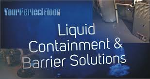 epoxy liquid containment u0026 moisture barrier for basement office