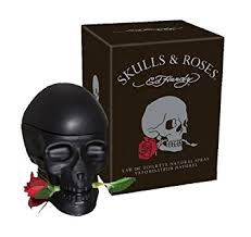 amazon com skulls and roses ed hardy colognes for 2 5 ounce