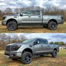 nissan frontier 6 inch lift kit 2016 nissan titan xd w 6in suspension lift kit titan