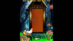 100 door escape scary home walkthroughs 100 door escape scary house level 7 youtube