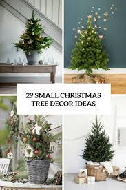 awesome small tree decorations for decorating real