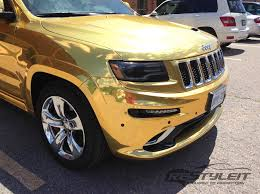 gold chrome jeep grand cherokee srt 8 jeep grand cherokee srt