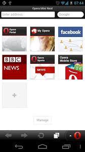 opera mini 16 apk opera mini next web browser apk 7 5 1 free app for android apk4fun