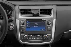 nissan altima navigation system 2017 nissan altima 2 5 sl in storm blue for sale in boston ma