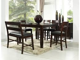 dining room stunning pub style dining room table 3 piece pub