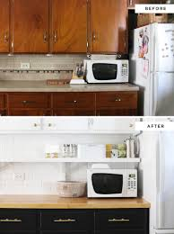 how to make kitchen cabinets look like they go the ceiling kitchen