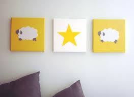 cadre deco chambre bebe tableau chambre bébé toile pour tendance tableaux amazing agencement