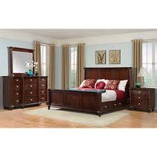 gavin bedroom furniture set with storage bed assorted sizes