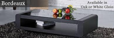 Black Modern Coffee Table Modern Glass And Wood Coffee Table Aloin Info Aloin Info