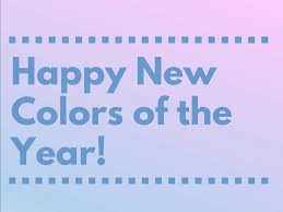 2016 Color Of The Year Happy New Colors Of The Year The Coloring Book Club