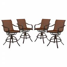 Jaclyn Smith Patio Furniture Replacement Parts Jaclyn Smith Marion 4 High Dining Chairs Limited Availability