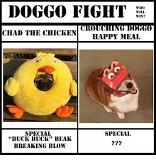Happy Meal Meme - who will win chad the chicken ng happy meal special special buck