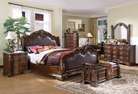 King Bedroom Set With Mirror Headboard Bedroom Large Black Bedroom Furniture Sets King Concrete Wall