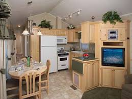 Park Model Interiors Village Green Senior Community Rv Park Models