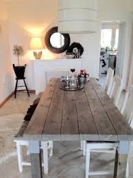 Esszimmertisch Castello Holztisch Selbstgebaut Wohnideen Pinterest Holztisch Tisch