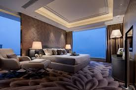 bedroom calm bedroom decor with floating bed and mosaic shower bedroom calm bedroom decor with floating bed and mosaic shower room also tv set dramatic