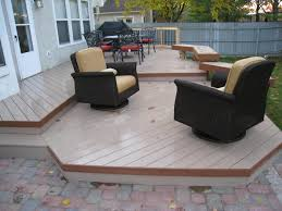 cedar landscape timbers floor wood plastic composites vs pvc decking design ideas with