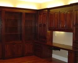 Home Decorator Outlet Library With Shelves Desk And Hidden Door Caldwell Enterprise Inc