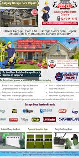 Commercial Overhead Door Installation Instructions by Calgary Garage Door Repair U0026 Installation Service