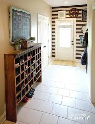 build a vintage mail sorter shoe cubby mail storageentryway