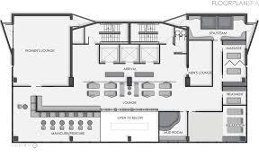 Lounge Floor Plan Floor Plans 3d Salon Floor Plan Massage Clinic Floor Plan Grand