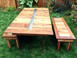 reclaimed wood outdoor table outdoor furniture timber reclaimed wood outdoor furniture recycled
