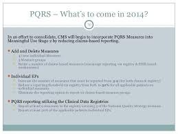 pqrs registries pqrs avoiding the penalties