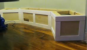 How To Build Banquette Bench With Storage Splendid Diy Banquette Seating 96 Diy Banquette Bench With Storage