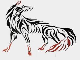 black wolf by sofeye on deviantart