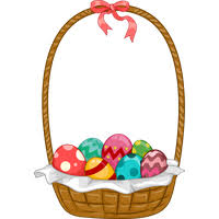 easter basket easter basket bunny free png photo images and clipart