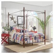 Metal Canopy Bed Frame Cheap Canopy Bed Frames Target