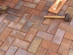 Patio Brick Pavers Brick Paver Patios Hgtv