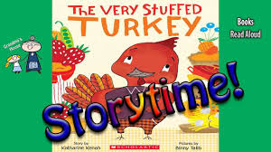thanksgiving stories the stuffed turkey read aloud bedtime