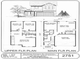 two story small house floor plans small two story house plans fresh two storey house design with