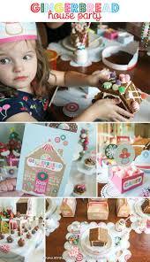 house party ideas kara u0027s party ideas gingerbread house party ideas supplies idea