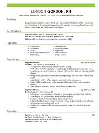 Resume Titles Examples by Great Resume Example Good Resume Examples For College Students