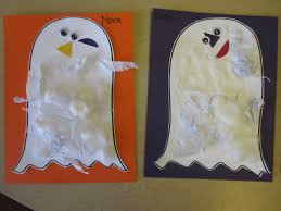 halloween activities for toddlers toddler approved textured shape ghost