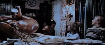 thanksgiving what horror would you write