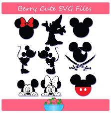 25 minnie mouse silhouette ideas minnie mouse