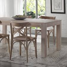 rustic modern dining room rustic farmhouse tables you ll love wayfair