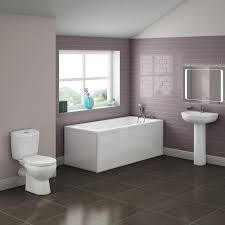 bathroom complete bathroom suites uk contemporary on intended for